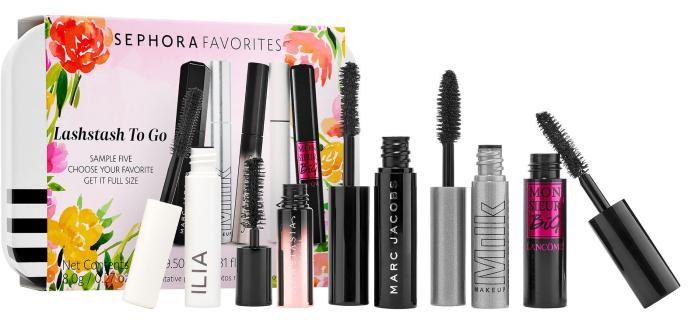 Sephora Favorites Lashstash To Go Available Now!
