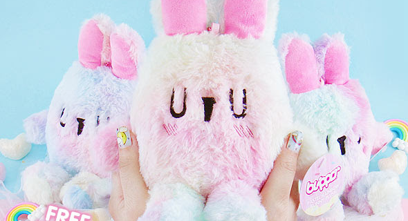 Kawaii Box Deal: FREE Kawaii Bunny Plushie!