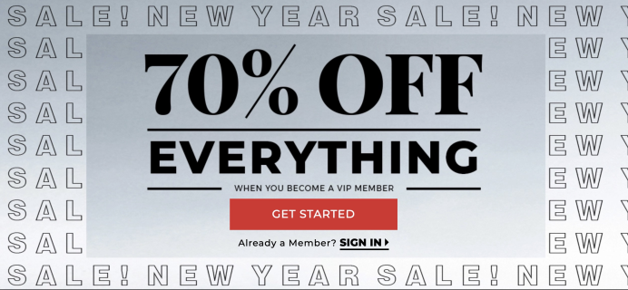 Fabletics New Year Sale: Get 70% Off First Purchase!