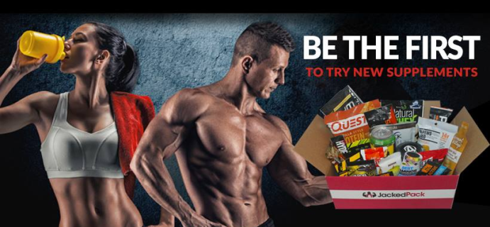 Jacked Pack New Year Sale: Get 20% Off!