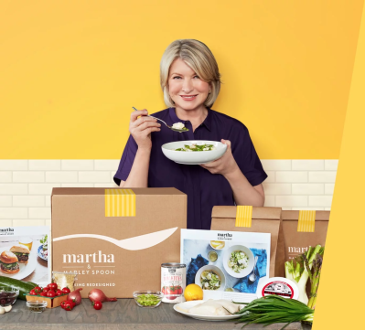 Martha & Marley Spoon Coupon: Get $80 Off!