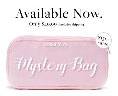 2021 Zoya Mystery Bag Available to Order Now!