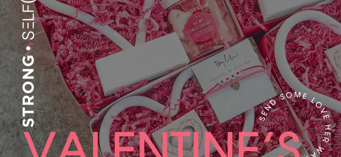 STRONG selfie Box Valentine's Day Collection Available Now!