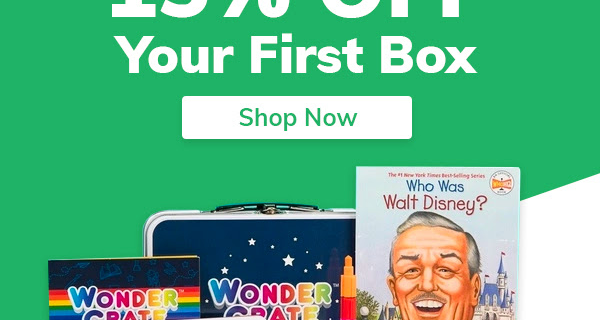 Cratejoy Sale: Get 15% Off On Kids or Teen Boxes!