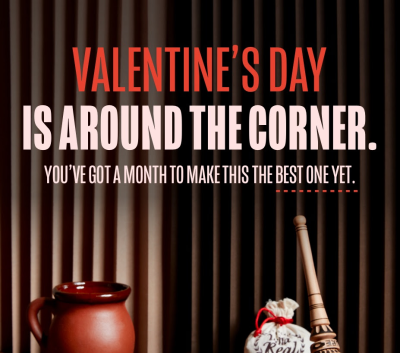 Bespoke Post Valentine's Day Shop Open Now!