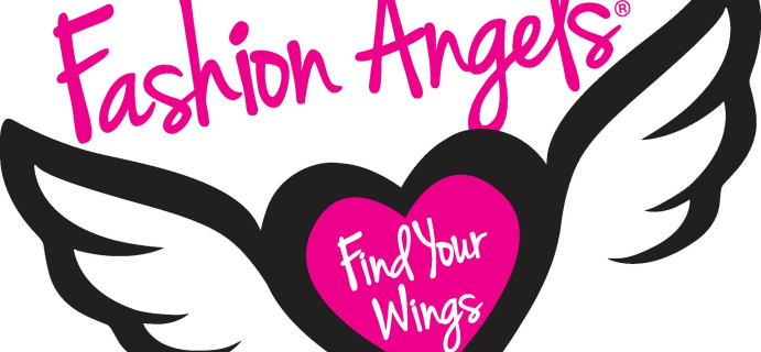 Fashion Angels Find Your Wings Box July 2021 Full Spoilers + Coupon!
