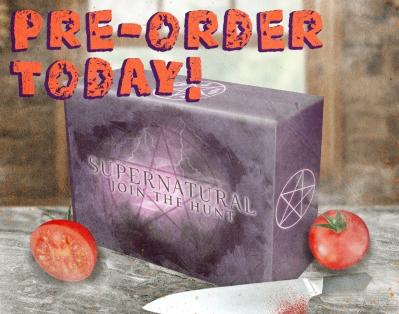 Supernatural Box Spring 2021 Spoiler #1!