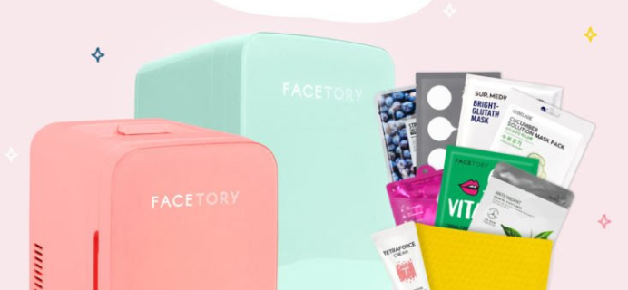 Facetory Coupon: FREE Skincare Fridge with Annual Subscription!