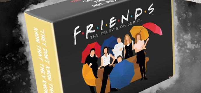 FRIENDS Subscription Box Spring 2021 Theme Spoilers – Available Now!