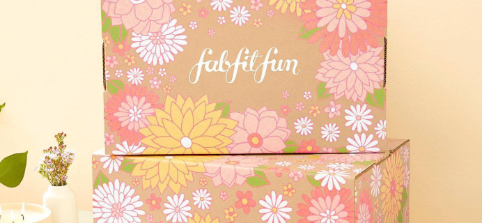 FabFitFun Spring 2021 Spoilers – Customizations 4 & 5!