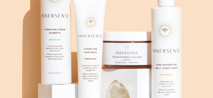 Beauty Heroes Innersense Limited Edition Discovery Box Available Now!