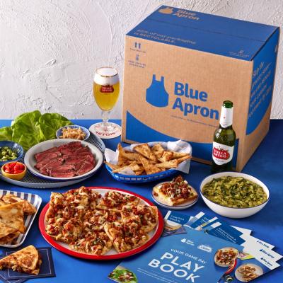 Blue Apron Super Bowl Coupon: Save Up to $100!