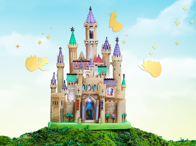 Disney Castle Collectible Series Series #6 Spoilers – Sleeping Beauty!
