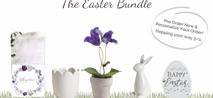 Third & Main Easter Decor Bundle Available Now!