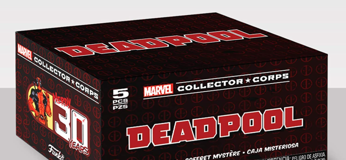 Marvel Collector Corps March 2021 Theme Spoilers!