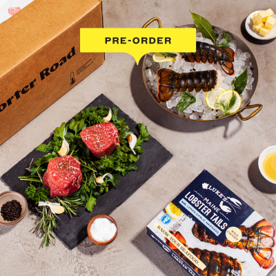 Porter Road Limited Edition Surf & Turf Kit Available Now!