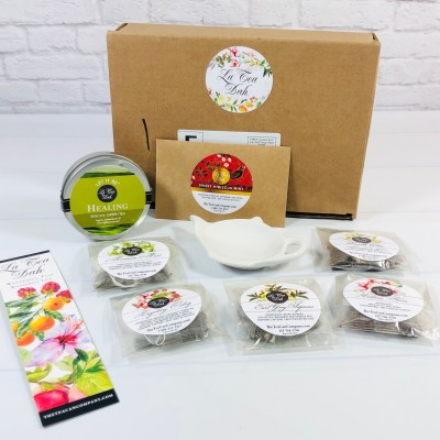 La Tea Dah Subscription Box Review