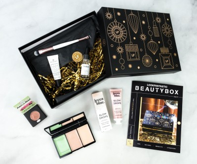 Look Fantastic Beauty Box Review – December 2020