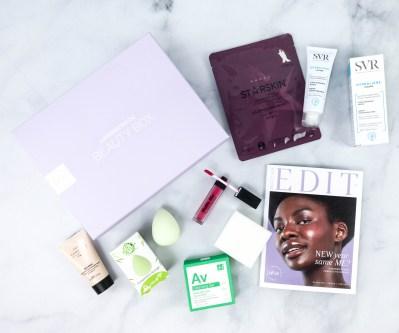 Look Fantastic Beauty Box Review – January 2021