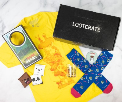 Loot Crate Review  + Coupon – November 2020