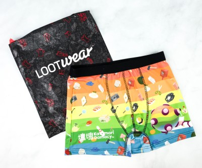 Loot Undies November 2020 Subscription Review + Coupon