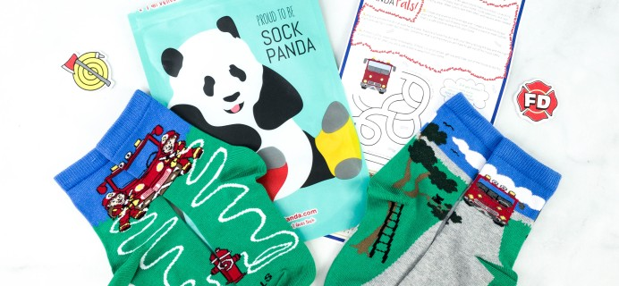Panda Pals Kids Sock Subscription Review + Coupon –  December 2020