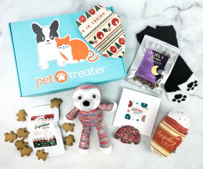 Pet Treater Deluxe Dog Pack Review + Coupon – December 2020