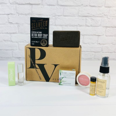 Petit Vour January 2021 Subscription Box Review & Coupon
