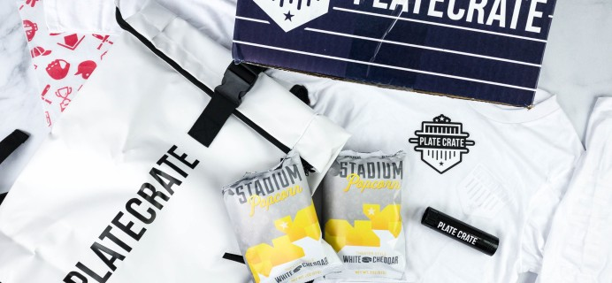 Plate Crate December 2020 Baseball Subscription Box Review + Coupon