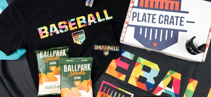 Plate Crate January 2021 Subscription Box Review + Coupon