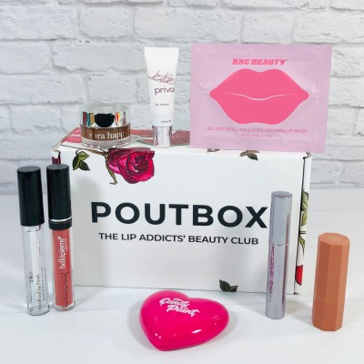 Poutbox Review + Coupon – January 2021