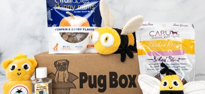 Pug Box Review + Coupon – January 2021