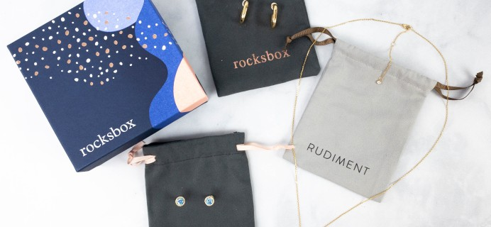 RocksBox February 2021 Review + FREE Month Coupon!