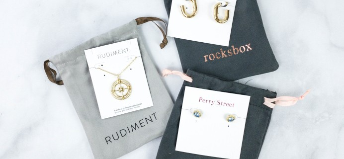 RocksBox Galentine's Day Deal: Get Your First Month FREE + Save $10 Off Gifts!
