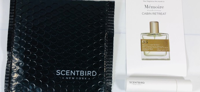 Scentbird January 2021 Perfume Subscription Review & Coupon