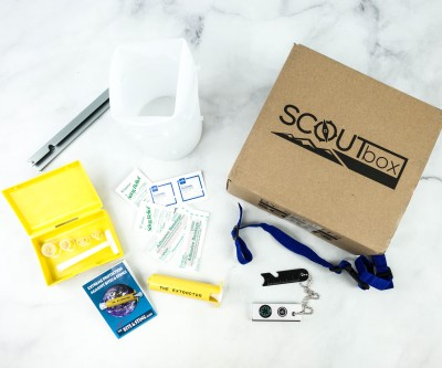 SCOUTbox Review + Coupon – December 2020