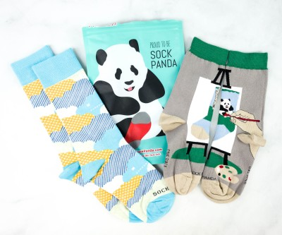 Sock Panda Tweens December 2020 Subscription Review + Coupon