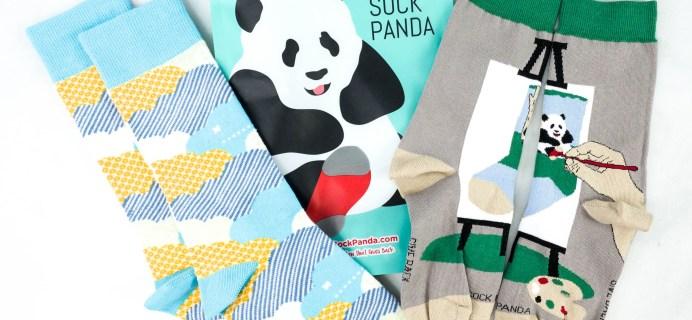 Sock Panda Tweens December 2020 Subscription Review + Coupon