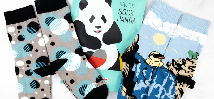 Sock Panda Tweens January 2021 Subscription Review + Coupon