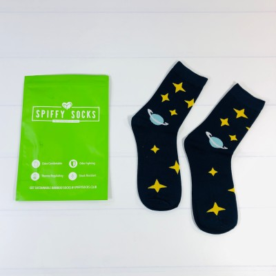Spiffy Socks Review + Coupon – Women's Socks Subscription – January 2021