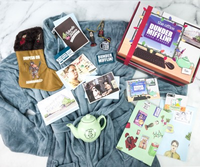 The Office Subscription Box Review – Winter 2020