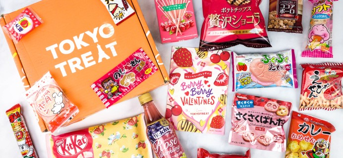 Tokyo Treat February 2021 Subscription Box Review + Coupon