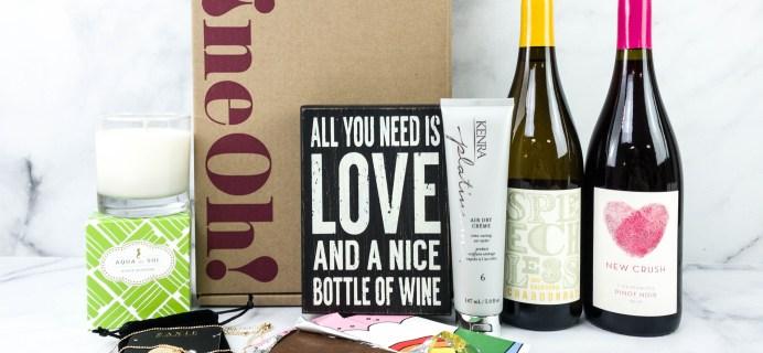 Vine Oh! OH! LA LA! Box Review + Coupon
