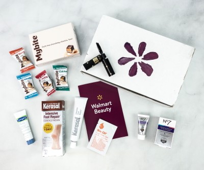 Walmart Beauty Box Review – Winter 2020 CLASSIC Box