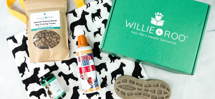 Willie & Roo Review + Coupon – January 2021