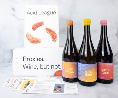 Wine Proxies by Acid League Subscription Box Review