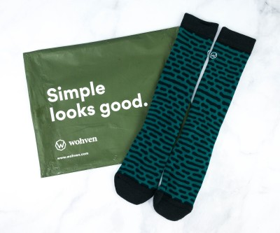 Wohven Socks Subscription Review + Coupon – December 2020