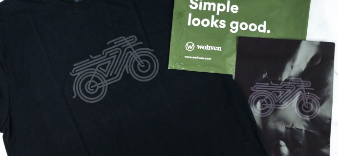 Wohven Men T-Shirt Subscription Review & Coupon – December 2020