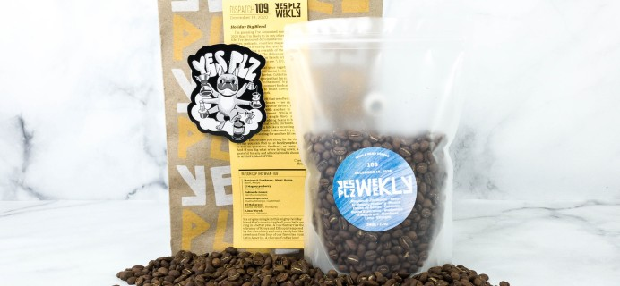 Yes Plz Coffee Subscription Review + Coupon