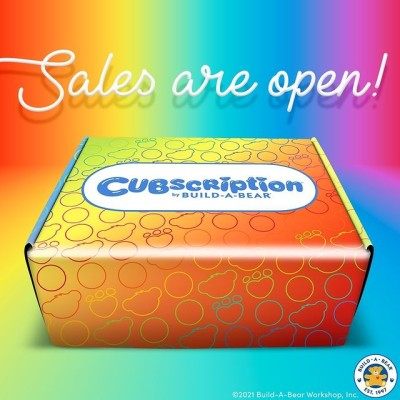 Cubscription by Build-A-Bear Spoiler #2 + Coupon!